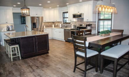Out with the '90s… in with a Fresh Farmhouse Style