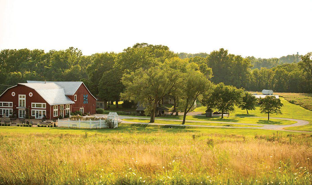 Missouri Stays in a Historic Homestead